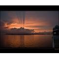 Sonnenuntergang 1 (Insel-Föhr)