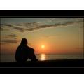 Sonnenuntergang 8 (Warnemünde)