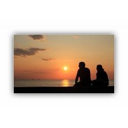 Sonnenuntergang 15 (Warnemünde)