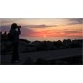 Sonnenuntergang 14 (Warnemünde)