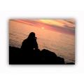 Sonnenuntergang 16 (Warnemünde)