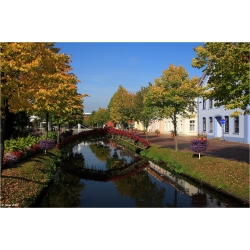 Herbst in Papenburg